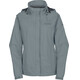 VAUDE Escape Bike Light Jas Dames grijs
